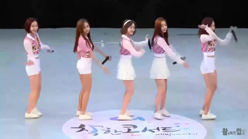 Танцы от азиаточек