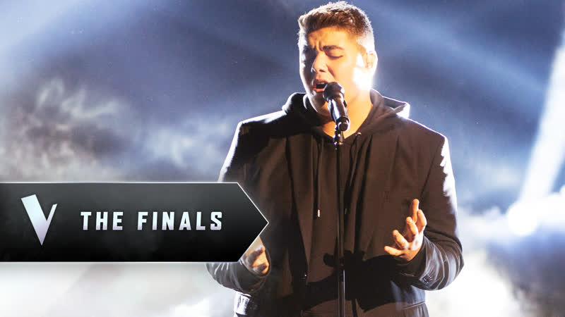 Jordan Anthony Rabbone Listen The Voice Australia 2019
