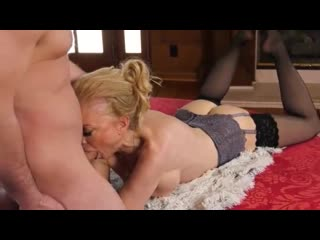 Друг трахнул мою бабушку Nina Hartley | инцест pussy creampie чулки school feet foot fetish mature milf incest BBW granny oral