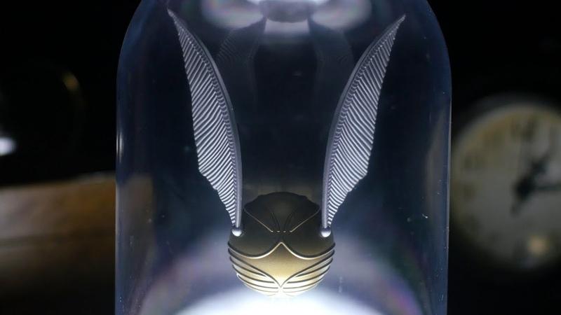 Merchandise - Harry Potter Golden Snitch Light