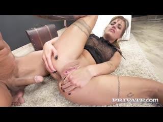 Silvia dellai - enjoys domination in hardcore fuck - anal, blowjob, deep throat, gaping, squirting, porn, порно