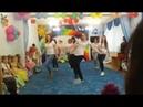 Танец родителей на выпускном в детском саду !