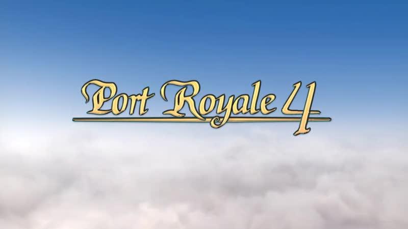 Анонсовый трейлер игры Port Royale 4 на Gamescom 2019!