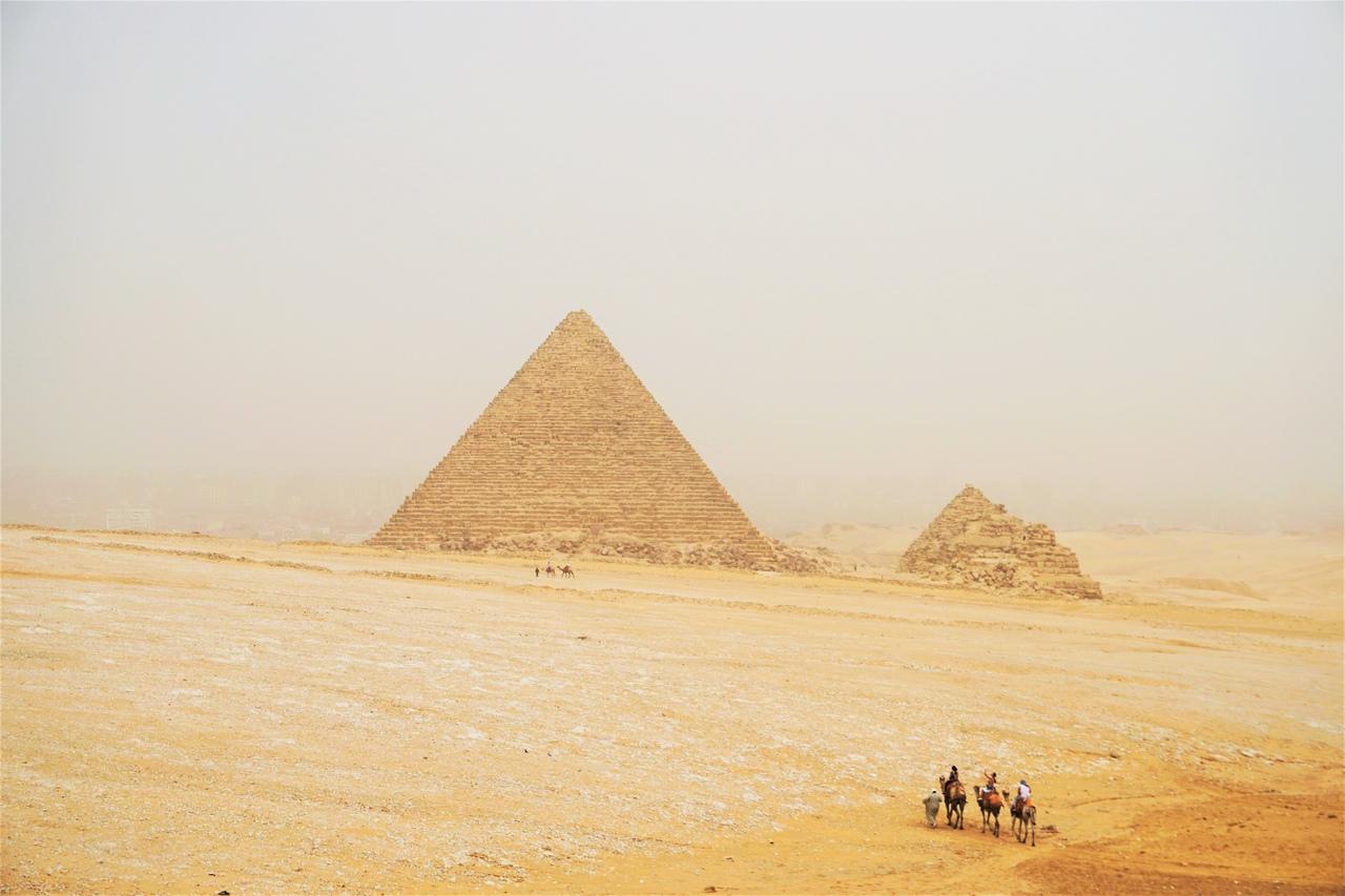 5 самых популярных разводов туристов в Египте