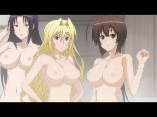 Sekirei 2 - Pure Engagement(Сэкирэй ТВ-2: Честная битва) - 04 RUS озвучка (юмор, аниме эротика, этти,ecchi, не хентай-hentai)