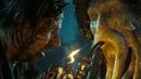 Первое появление Дэйви Джонса - Пираты Карибского моря: Сундук мертвеца
