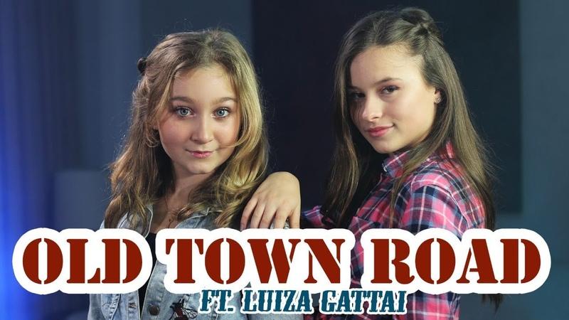 OLD TOWN ROAD (Lil Nas X) - Cover ft. Luiza Gattai