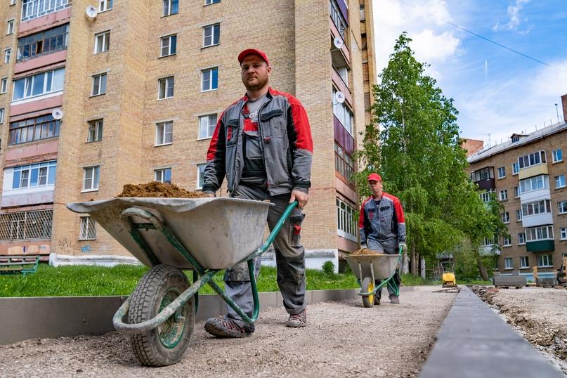 Дороги и дворы: старт ремонтной кампании, изображение №10