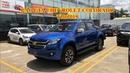 Báo giá Chevrolet Colorado T10/2019 . Ưu đãi 80 triệu, hỗ trợ lãi suất 6 tháng đầu Voucher du lịch