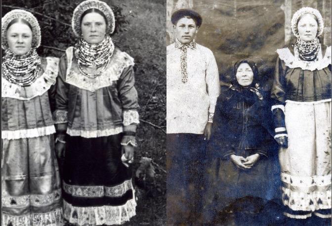 Чудеса из бабушкиного сундука: образ жителей села Романово — Изображение 6