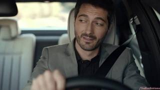 "Реклама Мерседес-Бенц Е-Класс - ""Клоун"""