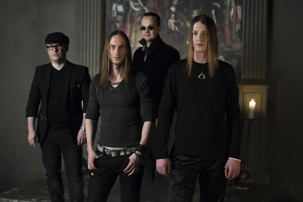 Новый сингл дарк-рок группы The Guests - 'Fever'