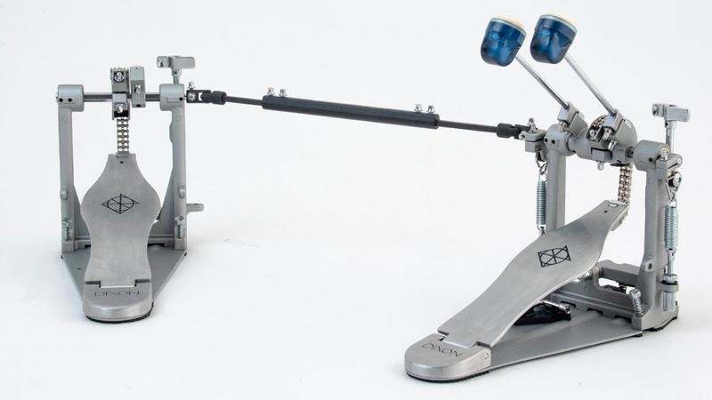 Dixon PP-PKD Double Bass Drum Pedal Features