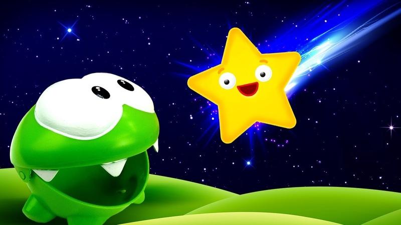 Приключения Ам Няма и звездочки! Видео для детей с игрушками.