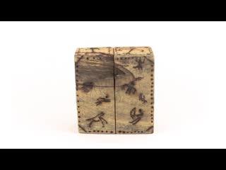 книжка-деревяшка