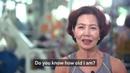 75-летняя бодибилдерша из Южной Кореи