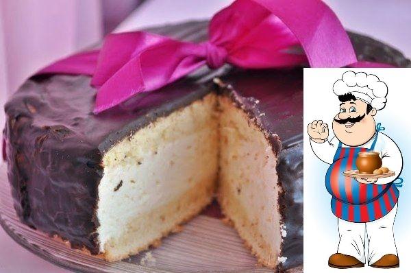 Самый нежный и воздушный торт! Вкус из детства!