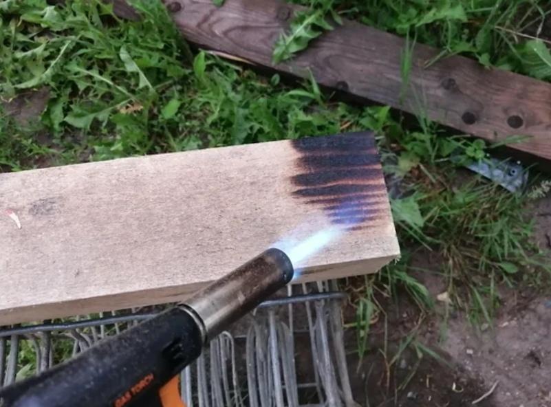 Браширование древесины, простой способ, изображение №2