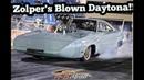Joe Zolper's Blown Dodge Daytona at No Prep Kings at Rt 66