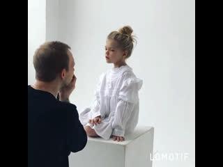 Юная модель из Татарстана отдает заработанные средства на благотворительность