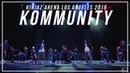KINJAZ Kommunity ARENA LA 2019 w Special Guests
