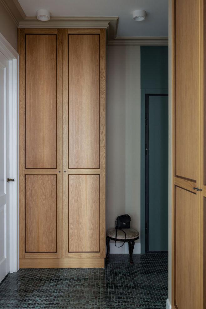 Квартира внейтральных оттенках, 58м² от Юлии Куликовой
