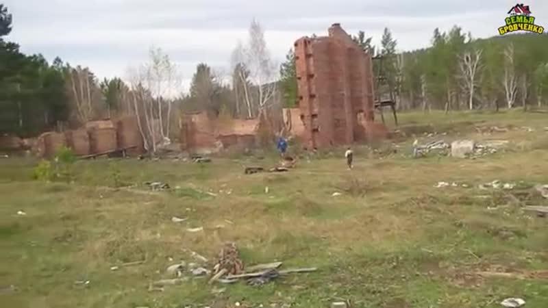 Роемся на свалке! (10.19г.) Семья Бровченко