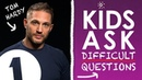 What's the naughtiest thing you've ever done Kids Ask Tom Hardy Difficult Questions topnotchenglish