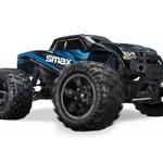 Р/У монстр Remo Hobby SMAX 4WD 2.4G 1/16 RTR + Li-Ion и З/У