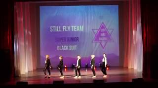 SUPER JUNIOR - Black Suit (Cover Dance by Still Fly) ☆ COVER DANCE CHALLENGE [16.02.20]