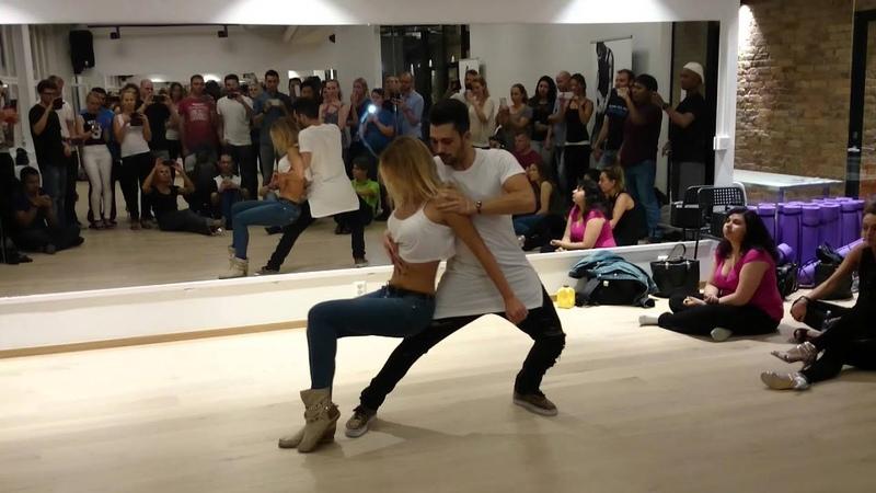 Gatica and Truji Bachata Sensual at Dance IT 2015 2