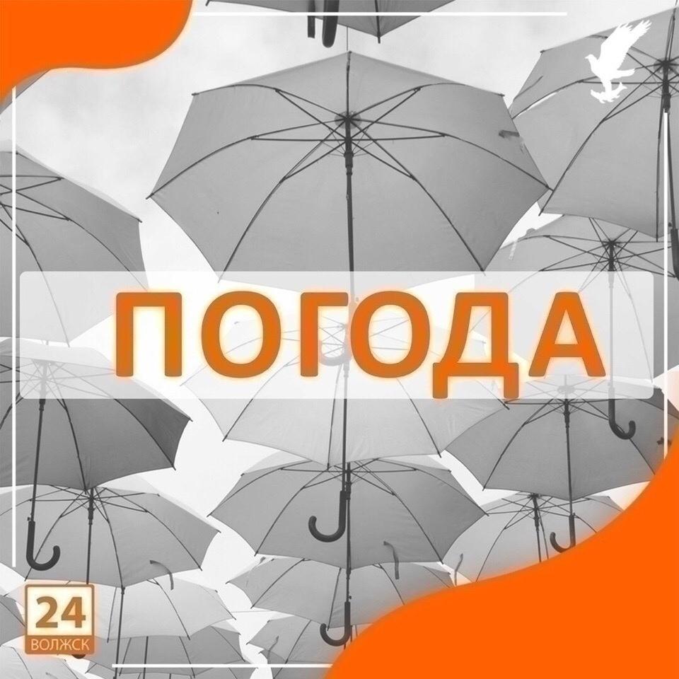 Доброе утро, волжане! Прогноз погоды на 21 августа!