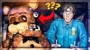 Я ПОЛОМАЛ ФРЕДДИ! 😱 ЛЕТАЕМ ПО ПИЦЦЕРИИ ФНАФ 2 ▶️ Creepy Nights at Freddys 2 12