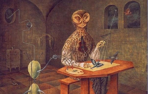 Мистический сюрреализм Ремедиос Варо Испанская художница, представительница сюрреализма , творившая в средине прошлого века. Представляем работы волшебницы сюра Ремедиос Варо - однокурсницы