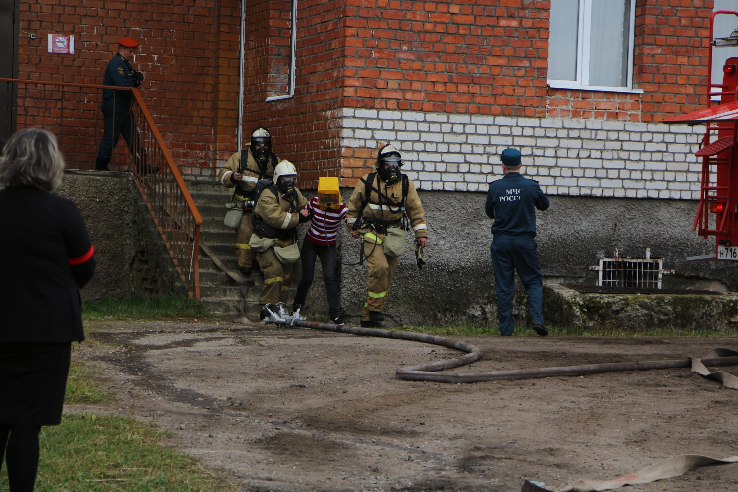 В администрации района завершилось четырехдневное обучение для должностных лиц организаций, ответственных за пожарную безопасность и проведение противопожарного инструктажа