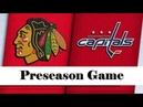 Chicago Blackhawks vs Washington Capitals – Sep.16, 2019 | Preseason | Game Highlights | Обзор матча