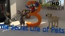 The Secret Life of Pets 3 Inexpensive Trailer Тайная жизнь домашних животных 3 Бюджетный Трейлер