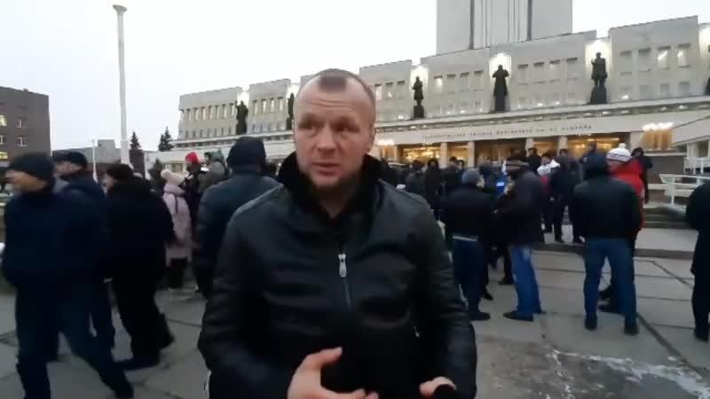 Александр Шлеменко и Султан Хамзаев о борьбе с продажей алкоголя в магазинах