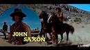 THE UNFORGIVEN Actor JOHN SAXON recalls the dangerous horseback riding required of Audrey Hepburn in John Huston s 1960 western
