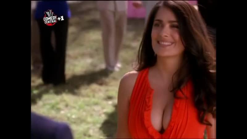 2009 Тизер сериала 30 потрясений с Сальмой Хайек 30 Rock
