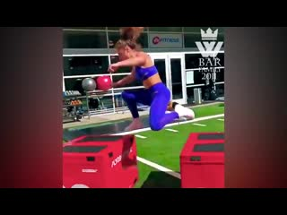 Awesome SUPERGIRL Training _ Demi Bagby