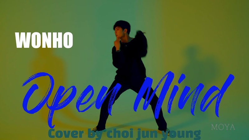 CoverDance WONHO 원호 Open Mind Cover by choi jun young