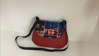 Coudre un petit sac en similicuir et coton ~Tuto couture Madalena