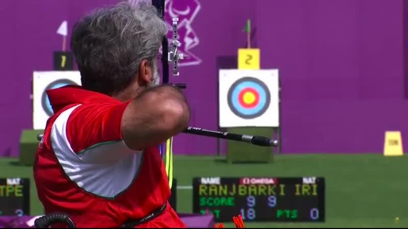 Паралимпийская стрельба из лука