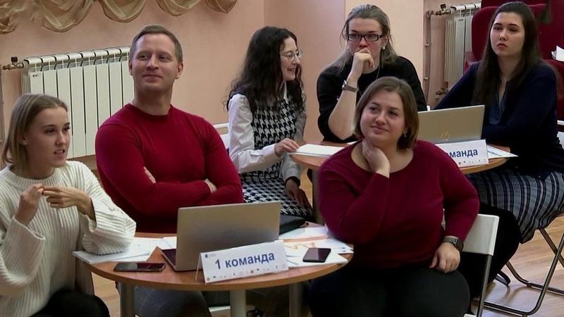 Дан старт новому конкурсу для педагогов полюбым предметам ибез возрастных ограничений. Новости. Первый канал