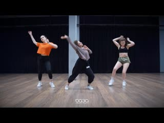 Girly Hip-Hop Choreo by Anastasia Kim | BAZA DANCE PLACE