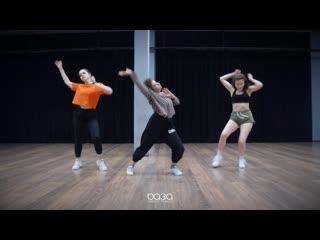 Girly Hip-Hop Choreo by Anastasia Kim   BAZA DANCE PLACE