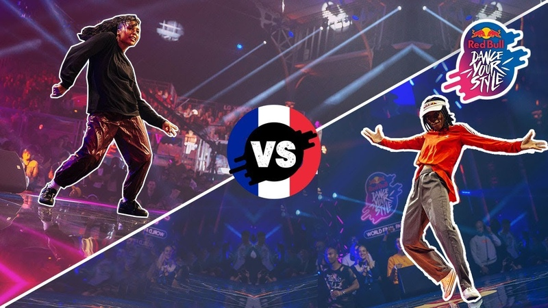 Mel's vs Angyil | Quarterfinal 2 | Red Bull Dance Your Style World Final 2019