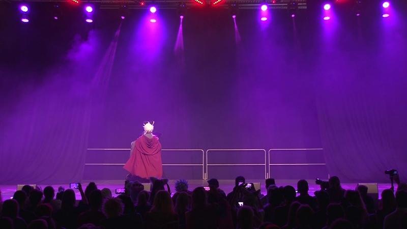 Amakusa Shirou Tokisada and Semiramis - FateApocrypha - DUO [LOW QUALITY VIDEO]