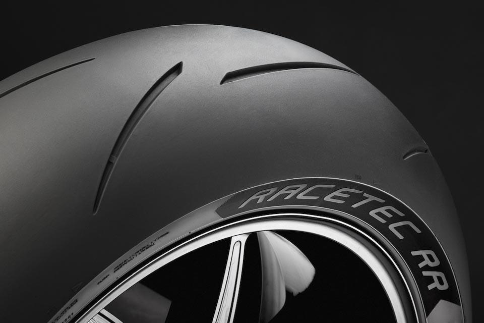 Metzeler Racetec RR для винтажных мотогонок